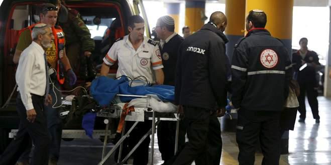 Filistinli saldırgan öldürüldü