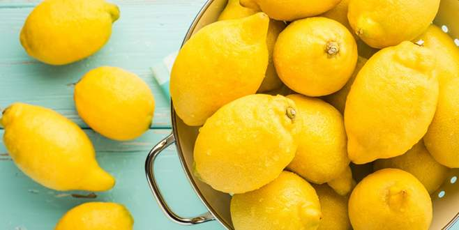 Limon şakası canından etti!