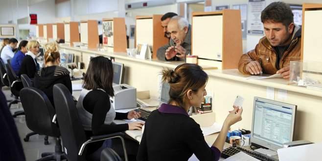 Kamuda 3 milyon 339 bin kişi çalışıyor