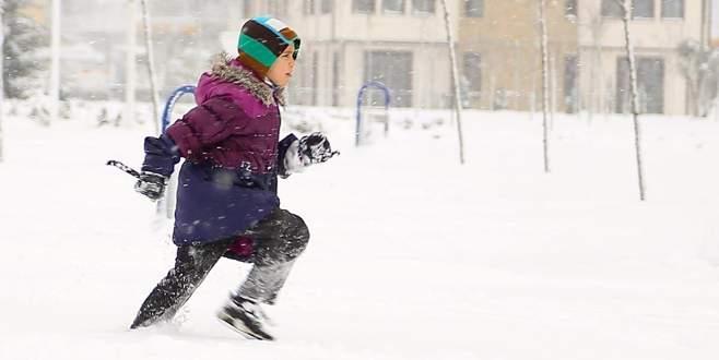 18 ilde okullara kar tatili