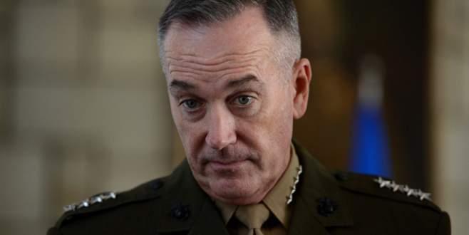 ABD'li komutan Ankara'da