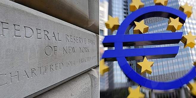 Piyasaları en fazla merkez bankalarının kararları etkiledi