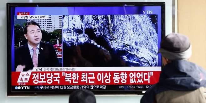 'Kuzey Kore'nin hidrojen bombası patlatmamış olabilir'