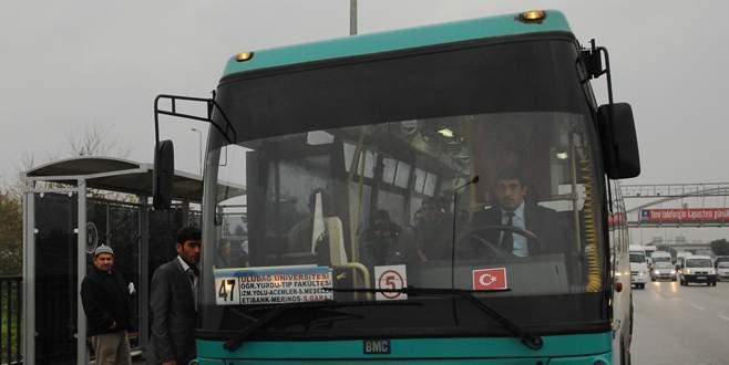Halk otobüslerine bedava yolcu teşviği