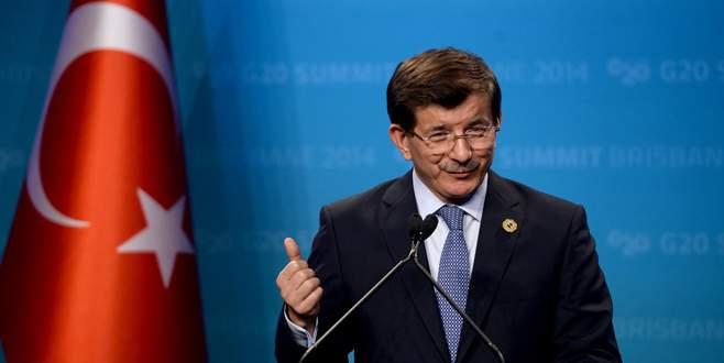 Davutoğlu: CHP ve MHP ile üç konuda mutabık kaldık