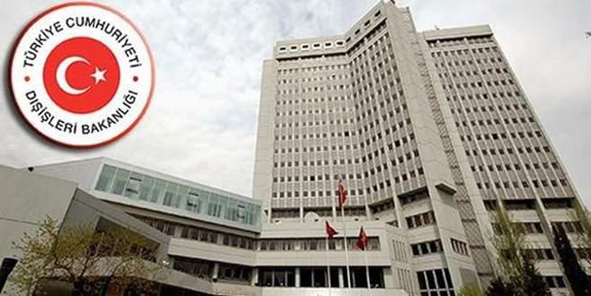 Türkiye'den Kuzey Kore'ye kınama