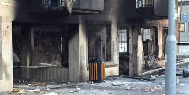 İsveç'te patlama: 10 yaralı