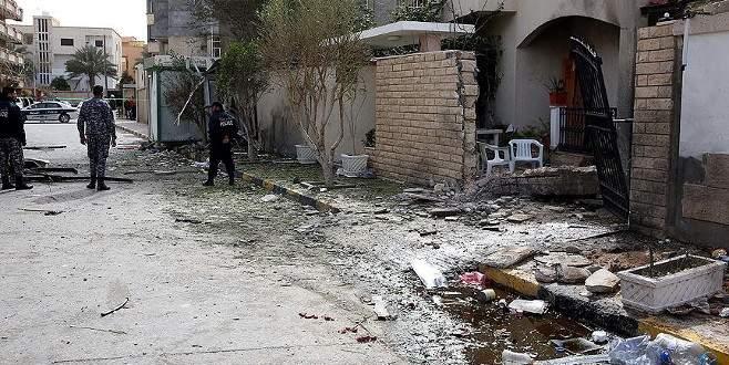Polis eğitim merkezine saldırı: En az 50 ölü