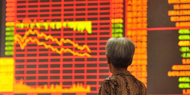Çin Borsası stop