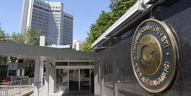 İran Büyükelçisi Dışişleri'ne çağrıldı