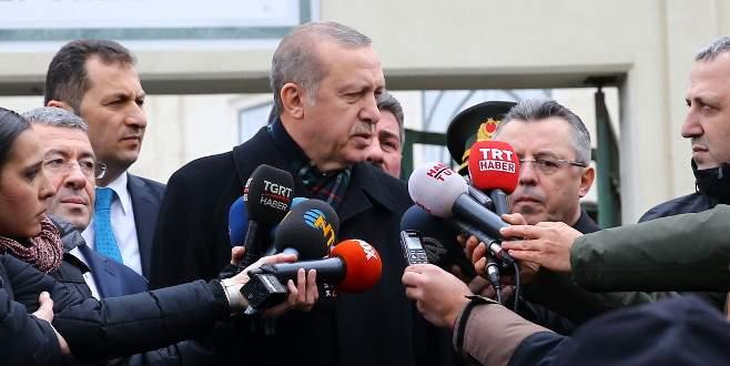 Cumhurbaşkanı: '18 DAEŞ militanı etkisiz hale getirildi'