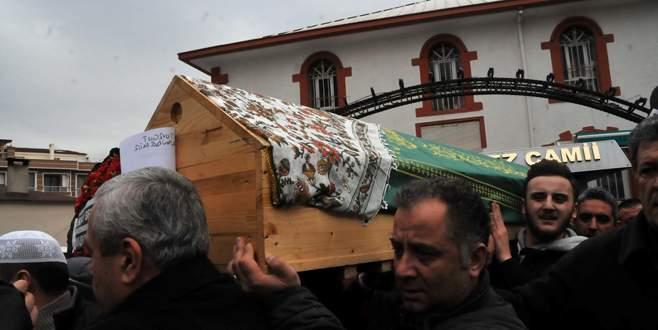 Bursa'da hayatını kaybeden öğretmene son görev