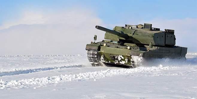 Milli tank 'ALTAY' için geri sayım