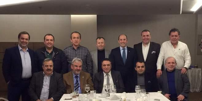 Bursaspor Vakfı'nda yeni başkan Özkıyıcı