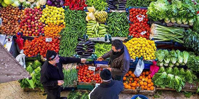 'Sebze ve meyve fiyatları ocak sonuna kadar artacak'