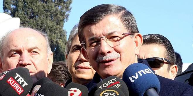 Davutoğlu'ndan 10 Ocak Çalışan Gazeteciler Günü mesajı