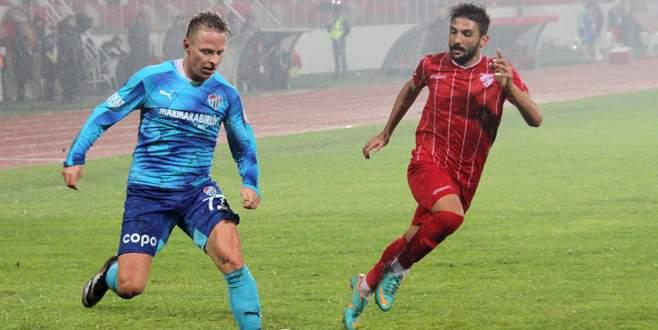 Bursaspor 3 – 0 Boluspor (Maç Sonucu)