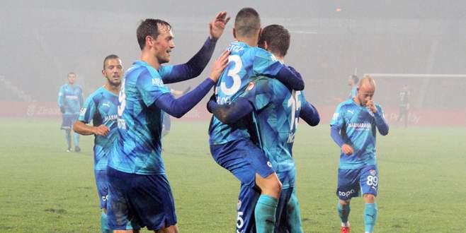 Bursaspor – Boluspor maçından notlar