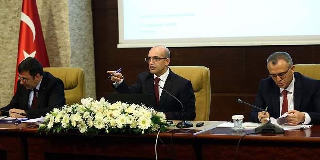 Mehmet Şimşek yeni enflasyon hedefini açıkladı