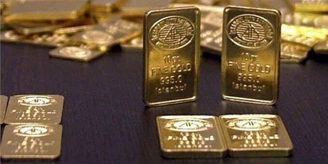 Altın 2,5 ayın en yüksek seviyesinde
