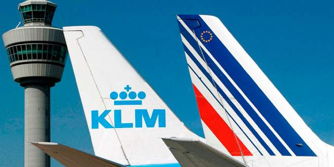 Air France-KLM'ye terör darbesi