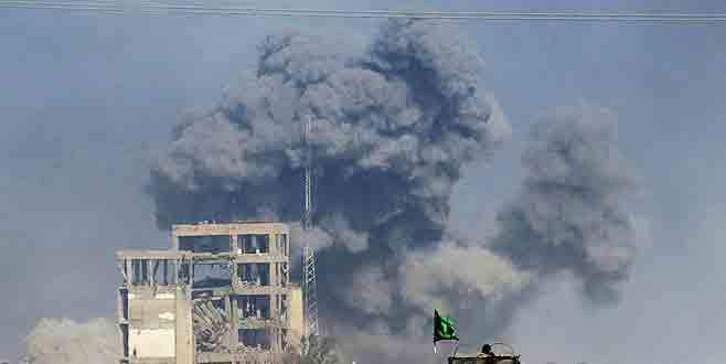 ABD IŞİD'in nakit merkezini vurdu