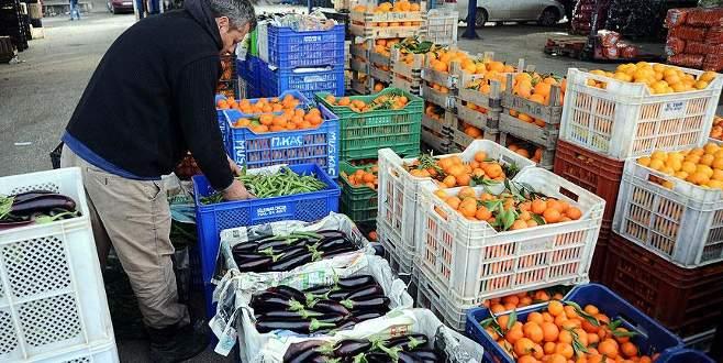 Havalar ısındı, sebze fiyatları düştü