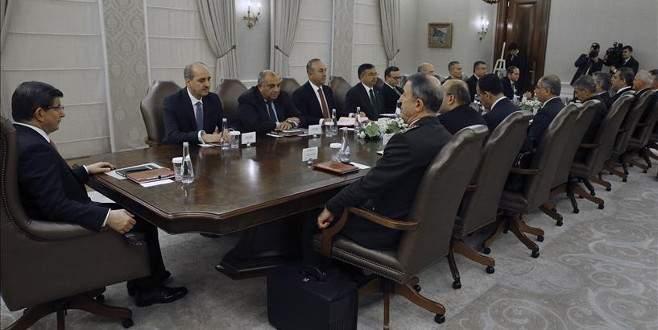 Çankaya Köşkü'nde güvenlik toplantısı düzenlenecek