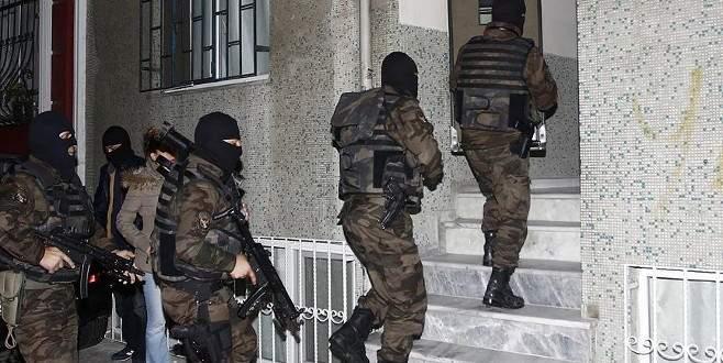 IŞİD operasyonunda 3 Rus gözaltına alındı