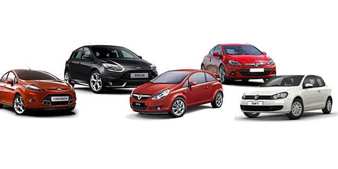 İşte 2015'te en çok satılan otomobiller