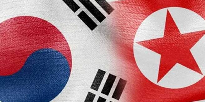 Güney Kore'den Kuzey Kore'ye uyarı ateşi