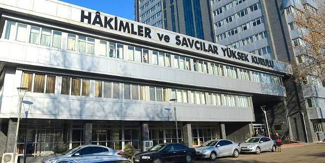 HSYK, 3 savcı ve 1 hakim için yapılan itirazı reddetti