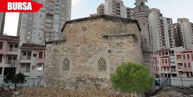 600 yıllık cami ilk günkü ihtişamına kavuşacak