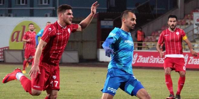 Boluspor 0 – 1 Bursaspor (Maç Sonucu)