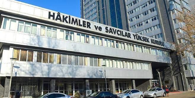 MİT TIR'ları soruşturmasında 5 savcıya ihraç