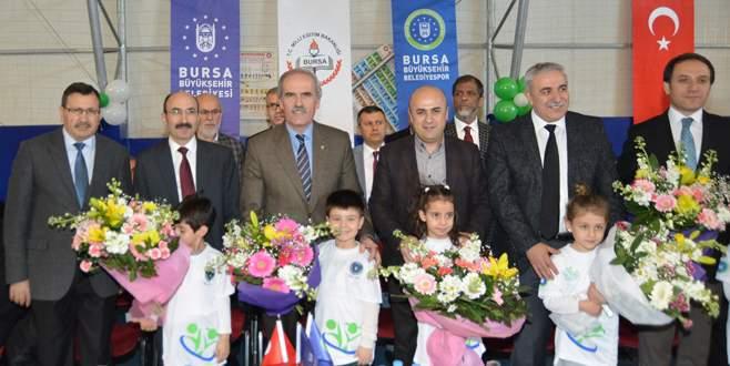 Büyükşehir 216 bin öğrenciyi sporlar buluşturacak