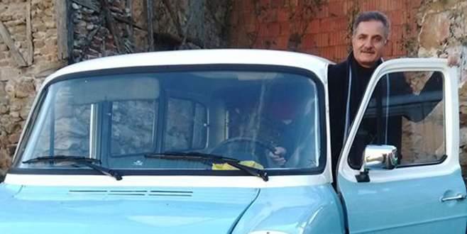 70 model minibüs dolmuşlarla ücretsiz nostalji turu