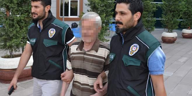 Bursa'da emekli polis uyuşturucudan tutuklandı