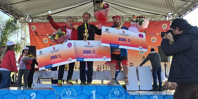 Eker I Run Team'e Adana'dan 2 madalya