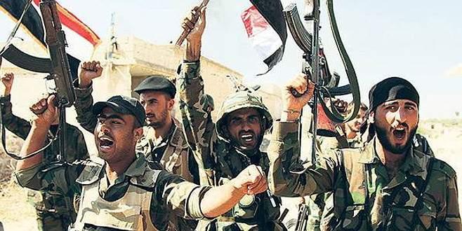 'İran, Irak ve Hizbullah milisleri 2 bin dolar maaş alıyor'