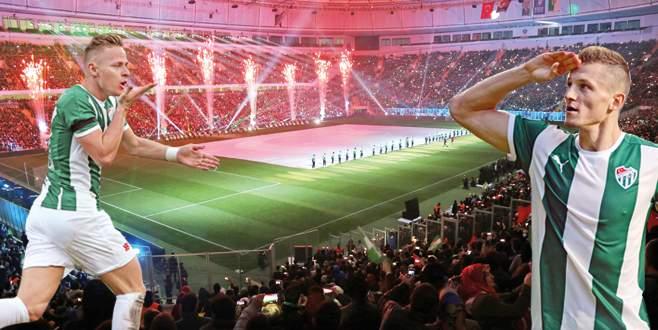 Timsah Arena'da perde açılıyor