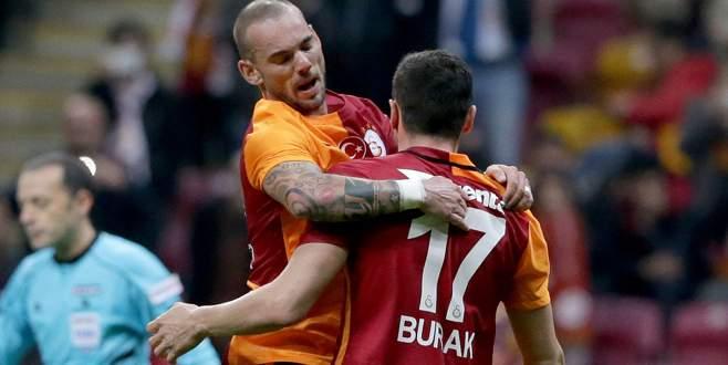 Galatasaray 3-1 Sivasspor