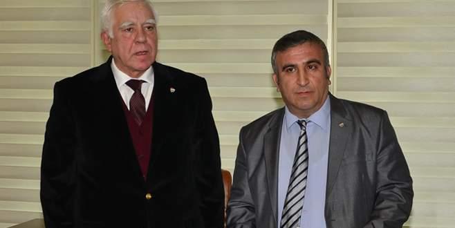 Cevdet Yıldız başkan adaylığından çekildi