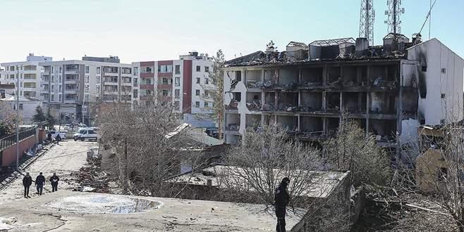 Diyarbakır Çınar'daki saldırıyla ilgili 2 tutuklama
