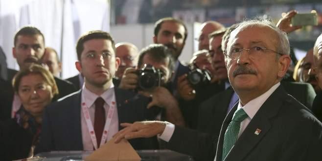 Kılıçdaroğlu'nun listesinde 29 isim PM dışında kaldı