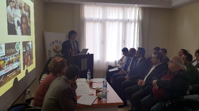 GIDAMO Adana Şubesi Genel Kurulu Yapıldı