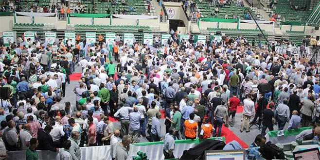 Bursaspor'da olağanüstü kongre heyecanı