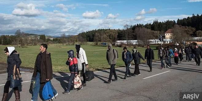 Sığınmacıların göç yolu Romanya'ya kaydı