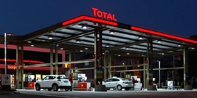 Total Türkiye'nin satışına onay