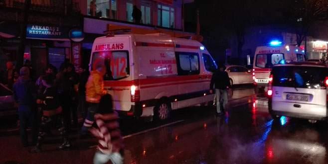 Birahanade kurşun yağdırdı: 1 ölü, 2 yaralı
